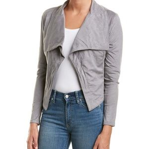 Romeo and Juliet Couture Faux Suede Jacket